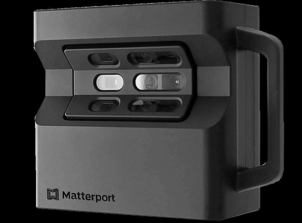 camera visite virtuelle matterport
